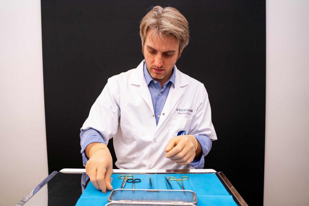 gianfermi - chirurgie - dermatologique - cancer - peau